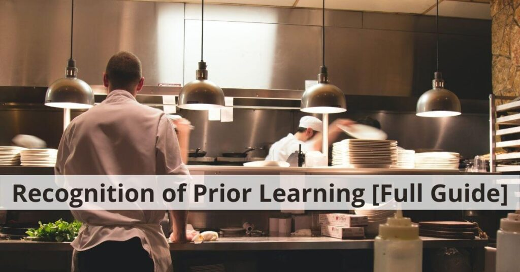 Recognition of Prior Learning (RPL) Guide